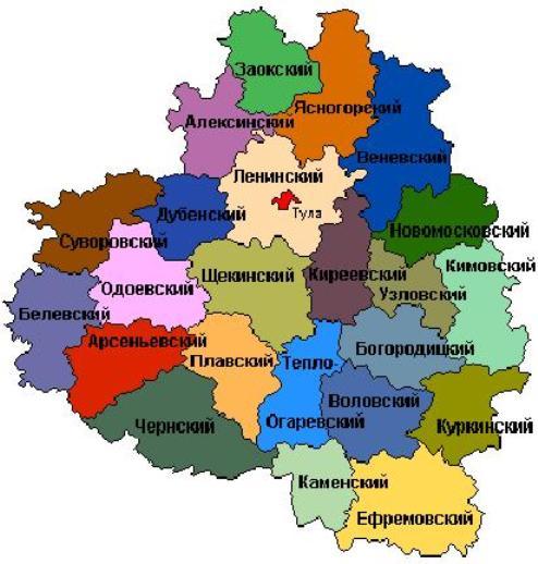 Владимир Жириновский о Тульской области
