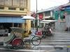 Малайзия. о.Пенанг. За рингит на велорикше.