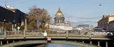 Тур на выходные в Санкт-Петербург