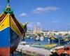 Мальтийские лодки - luzzu